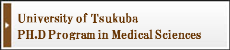 University of Tsukuba PH.D Program in Medical Science