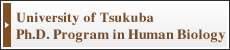 University of Tsukuba Ph.D Program in Human Biology